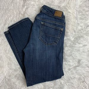 American Eagle Boy Fit Jeans Size 0